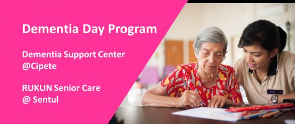 Dementia Day Program in Jakarta | An Activity Program for Dementia
